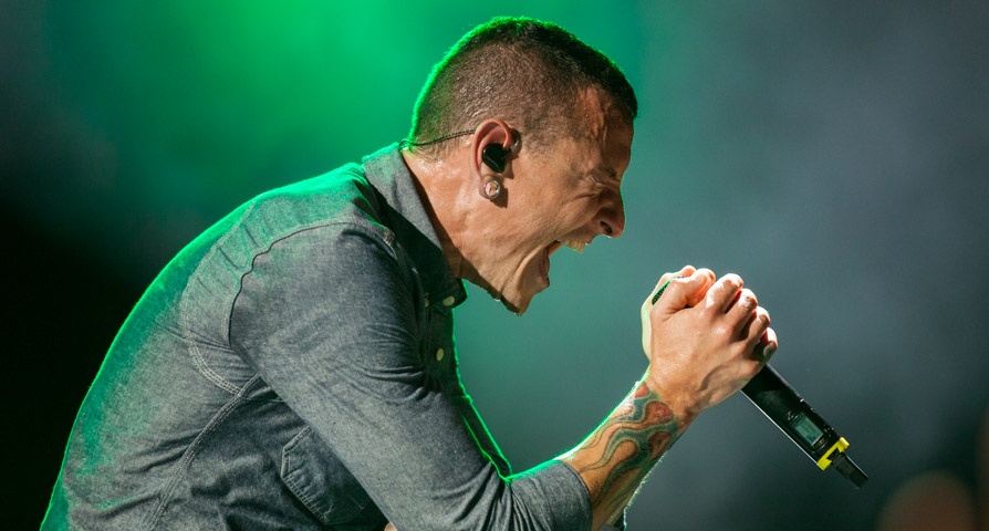 Richard Thigpen Photography, music photographer, music photography, concert photography, concert photographer, Linkin Park, Chester Bennington, @rmt3rd