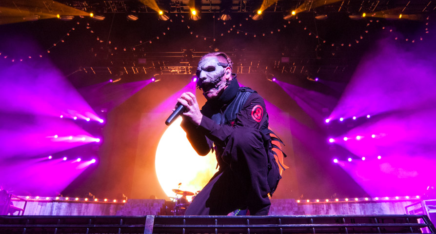 Richard Thigpen Photography, music photographer, music photography, concert photography, concert photographer, Slipknot, @rmt3rd